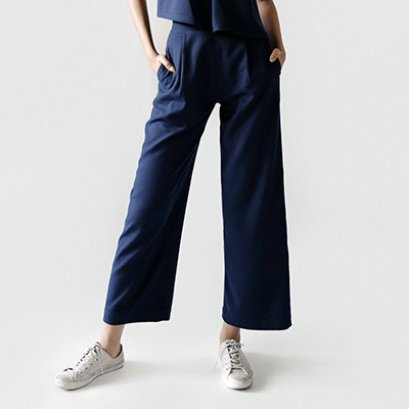 Janis Trousers - Navy