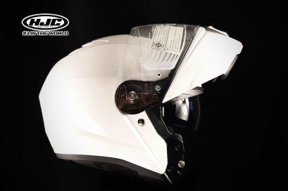 HJC รุ่น i90 PEARL WHITE