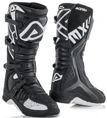 ACERBIS BOOTS X-TEAM BLACK/WHITE