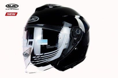 HJC i30 METAL BLACK