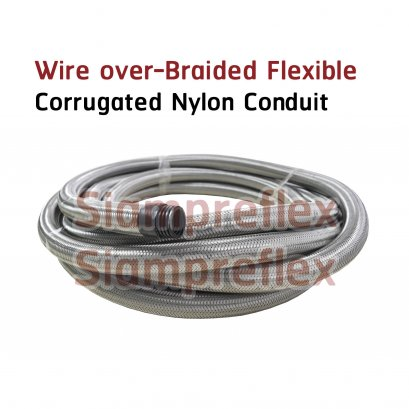 PBF Metal Flexible Conduit