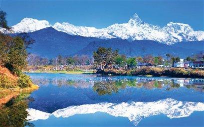 ทัวร์เนปาล กาฐมาณฑุ นากาก็อต โปครา เยือนยอดเขาเอเวอเรสต์