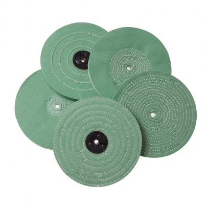 Green Polishing Wheel
