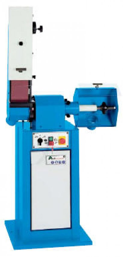 Belt Grinding & Polishing Machine