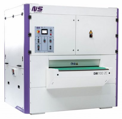 DEBURRING AND EDGE ROUNDING MACHINE