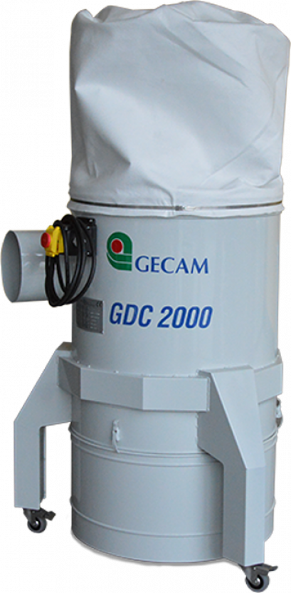 Dust Extractor For Industrial GECAM GDC2000