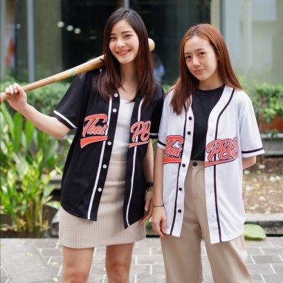 เสื้อเบสบอลThai PBS