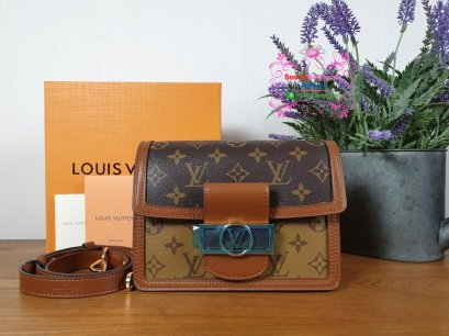 Louis vuitton bumbag dauphine bb งานOriginalงานดีสุด