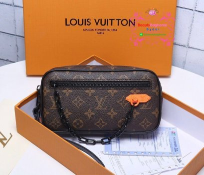 Louis vuitton clutch bag งานHiend 1:1