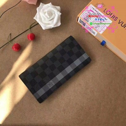 Louis vuitton wallet งานHiend 1:1