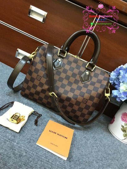 Louis vuitton speedy 25 Damier งานHiend 1:1