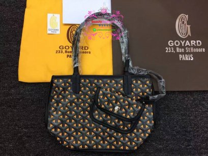 Goyard saint louis twotone mini bag งาน Original