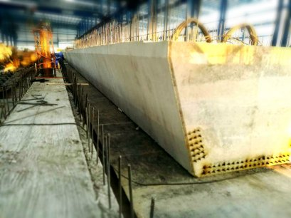 Super Prestressed and Reinforced Concrete Product