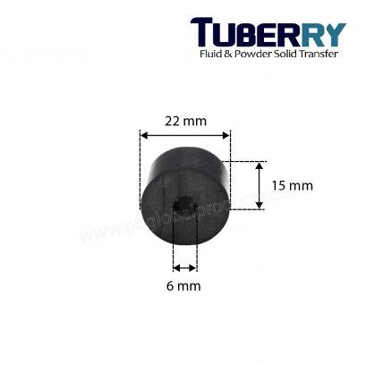 EPDM Tube 6X22 mm(copy)