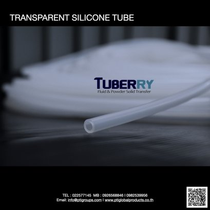 Silicone Tube I.D 5 X O.D 8 mm