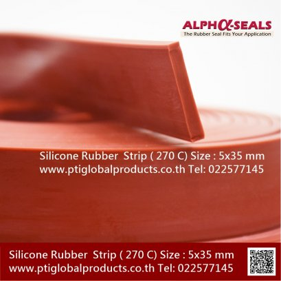 Silicone Strip 5x35