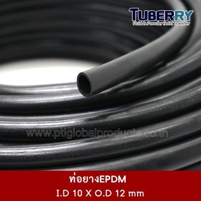 EPDM Tube 10x12 mm