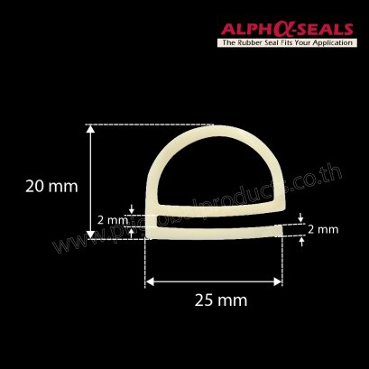 E-profiles Oven Door Seal QH252001M
