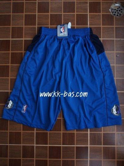 กางเกง NBA Dallas Mavericks สีน้ำเงิน
