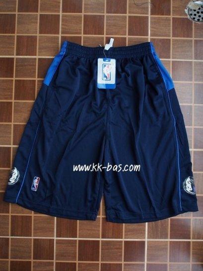 กางเกง NBA Dallas Mavericks สีดำ
