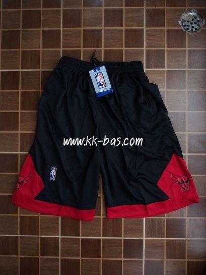 กางเกง NBA Chicago Bulls สีดำ