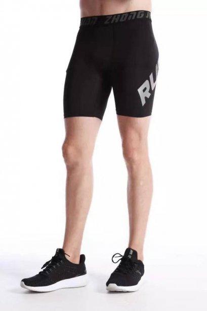 กางเกงรัดกล้ามเนื้อขาสั้น