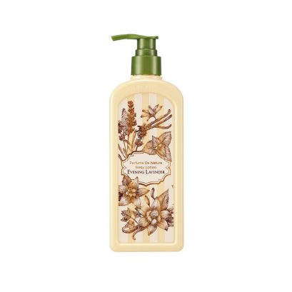 โลชั่น PERFUME DE NATURE BODY LOTION EVENING LAVENDER