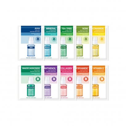 (1 แถม 1) GOOD SKIN MASK SHEET (24g)