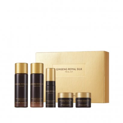 GINSENG ROYAL SILK TRIAL KIT