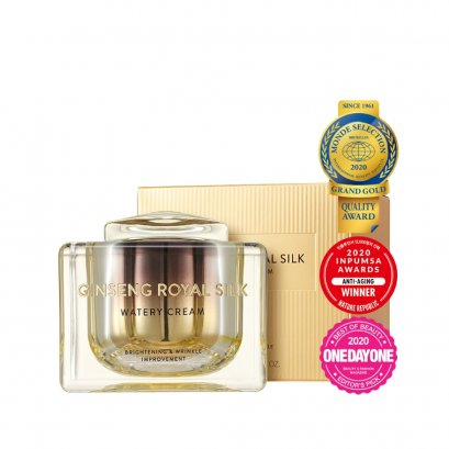 GINSENG ROYAL SILK WATERY CREAM (Upgrade)