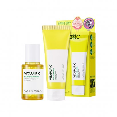 VITAPAIR C DARK SPOT SERUM WITH FOAM CLEANSER SPECIAL SET