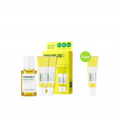 VITAPAIR C DARK SPOT SERUM SPECIAL SET A (serum 45ml+serum10ml)