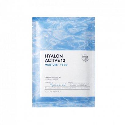 HYALON ACTIVE 10 MOISTURE MASK SHEET (25ml)