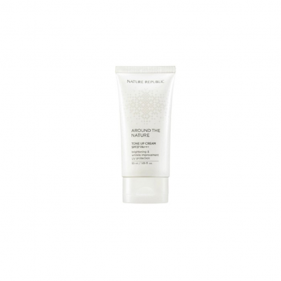 AROUND THE NATURE TONE-UP CREAM SPF37 PA+++