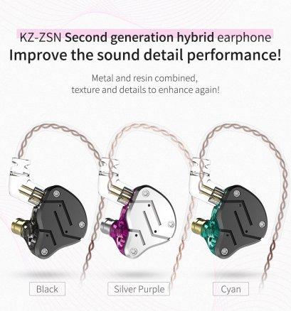KZ รุ่น ZSN