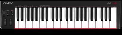 Nektar SE49 MIDI Controller