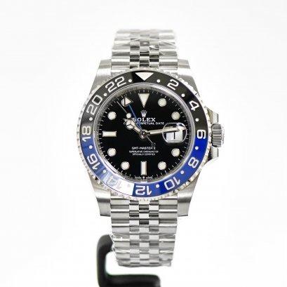 Rolex GMT-MasterII Batman 126710BLNR