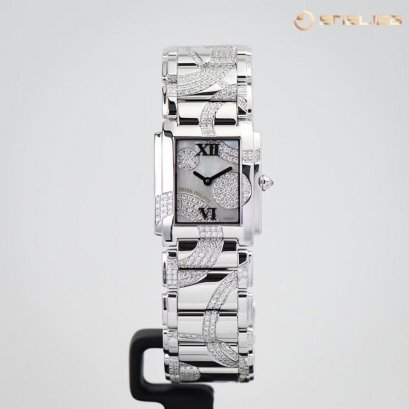 Patek Philippe White Gold with Diamond Special Edition