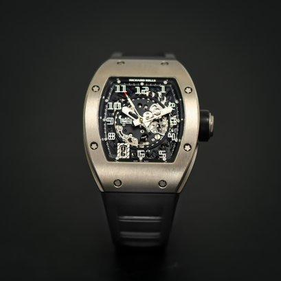 Richard Mille RM 010 Titanium