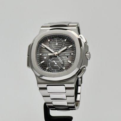 Patek Philippe 5990/1A Nautilus Travel Time Chronograph