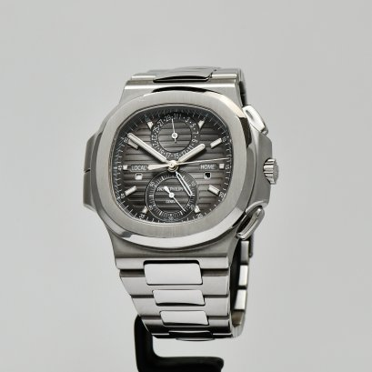 Patek Philippe 5990/1A Nautilus Travel Time Chronograph
