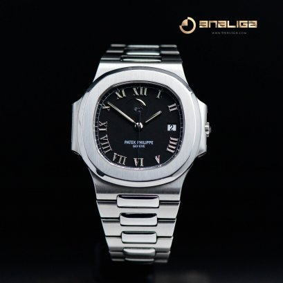 3710/1A Nautilus Steel Power Reserve