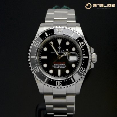 Rolex 126600 Sea-Dweller Red 50th Anniversary 43.5M