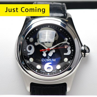 "Corum  Bubble "" JOLLY ROGER ""  Limited Edition   Boy Size"