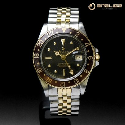 Root Beer GMT Master