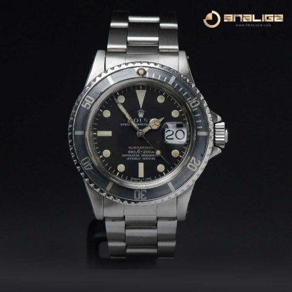 Rolex Submariner Date Vintage Red 1680