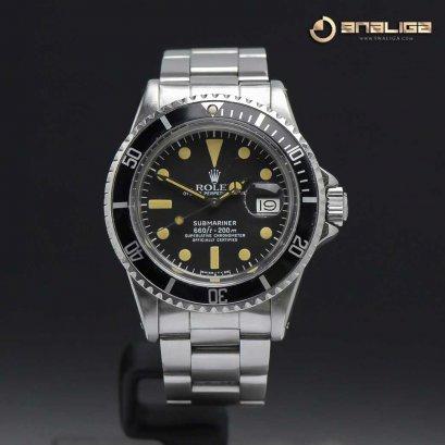 Rolex Vintage Submariner 1680