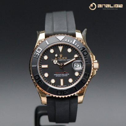 Rolex Yatch-Master Rose gold