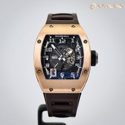 Richard Mille Rose Gold RM010 Automatic