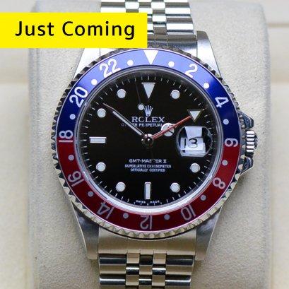Rolex GMT-MasterII Pepsi Jubilee
